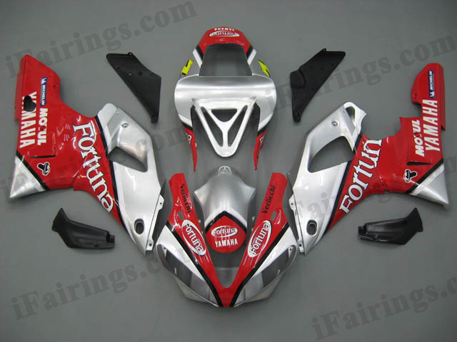 2000 2001 YZF-R1 fortuna fairing kits.