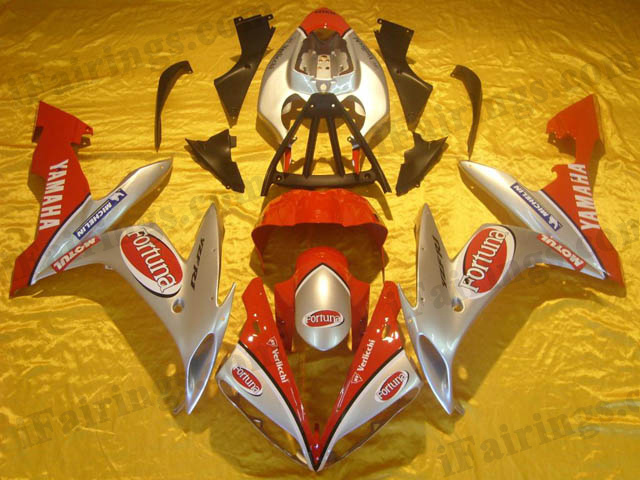 2004 2005 2006 YZF-R1 fortuna fairing kits.