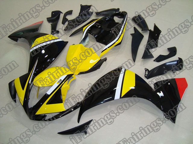 2009 2010 2011 YZF R1 monster fairing kits.