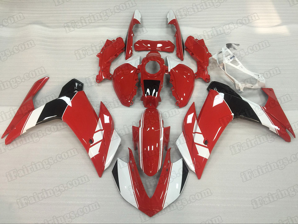 2015 2016 2017 2018 Yamaha R3 Custom Fairings
