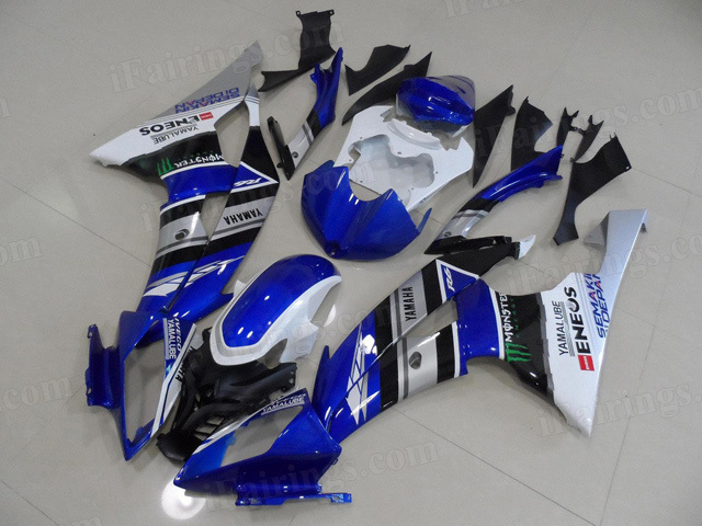 aftermarket fairing kits for 2008 to 2015 Yamaha YZF R6.