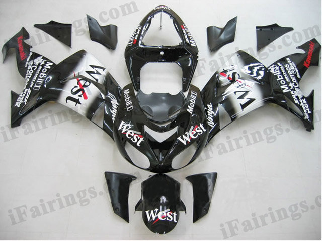 2006 2007 ZX10R west fairing kits