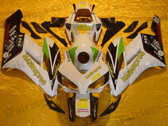 2004 2005 CBR1000RR HANNspree replica fairing sets.