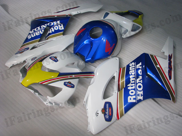 2004 2005 CBR1000RR Rothmans fairing kits
