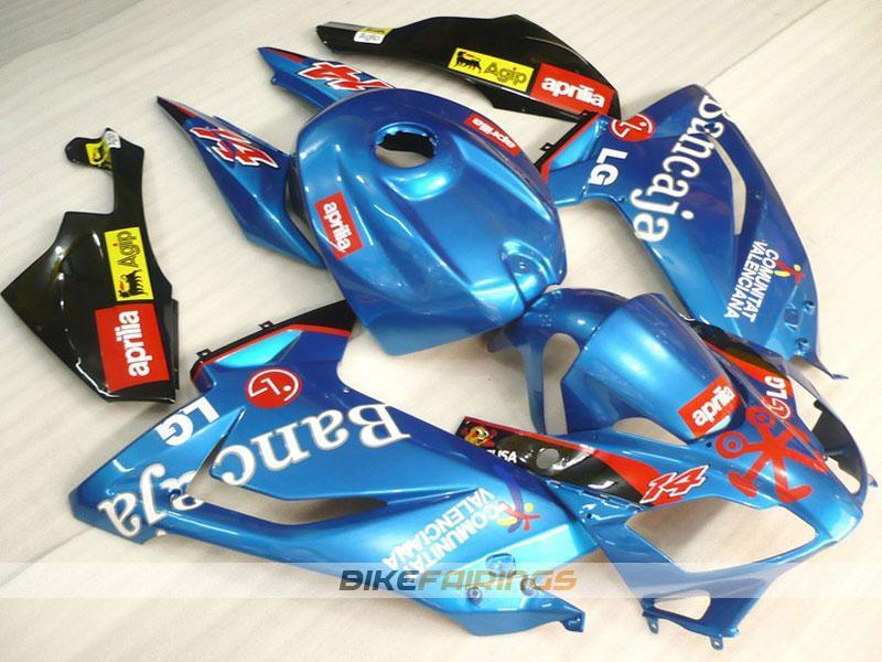 RS125 2006 2011 BLUE BLACK