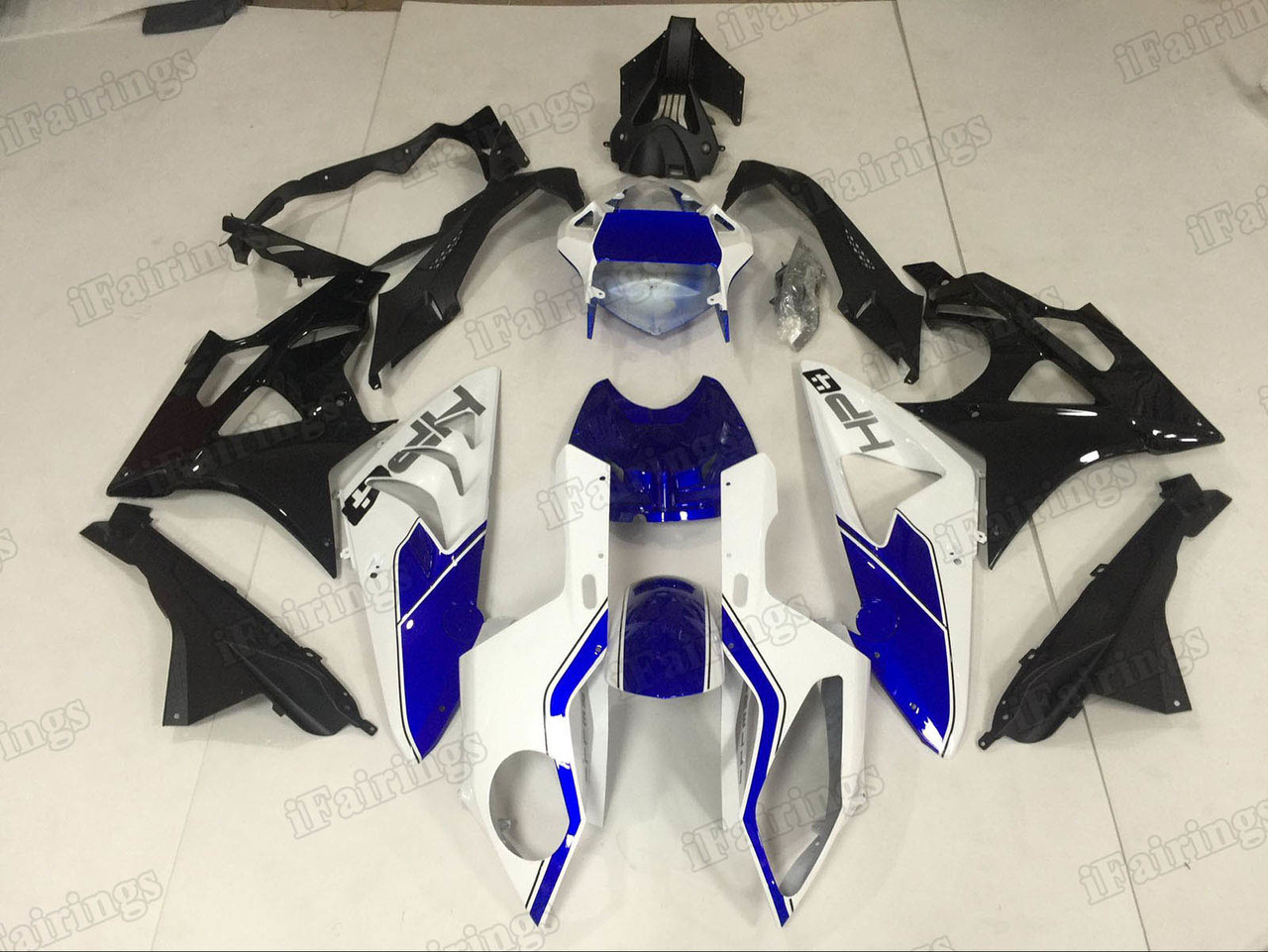 2009 2010 2011 2012 2013 2014 BMW S1000RR aftermarket fairings.