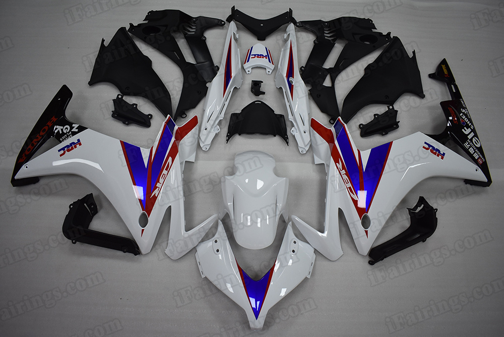 2013 2014 2015 Honda CBR500R HRC Fairing Kit