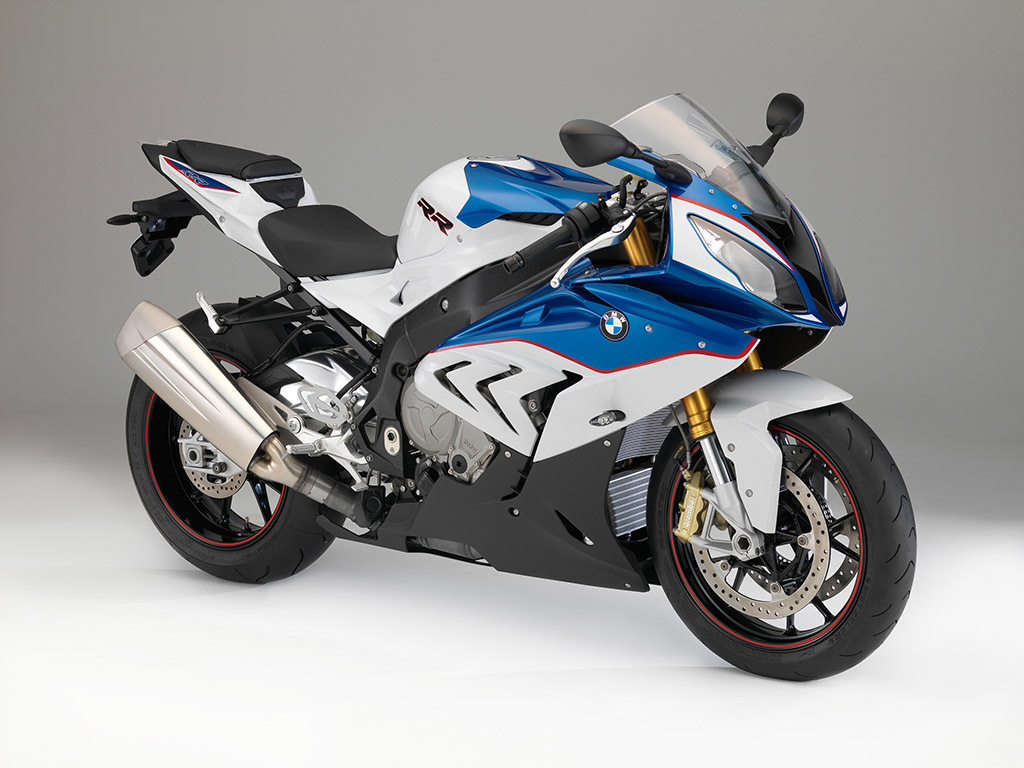 2015 2016 BMW S1000RR Blue/Whie/Black Fairings and Body Kits.
