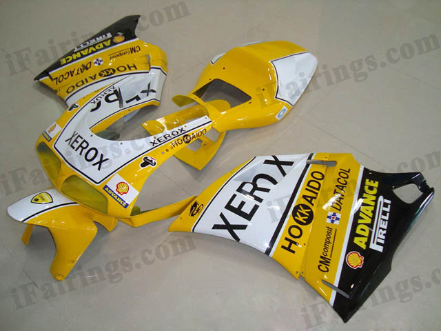 replacement fairings for Ducati 748/916/996 xerox scheme.