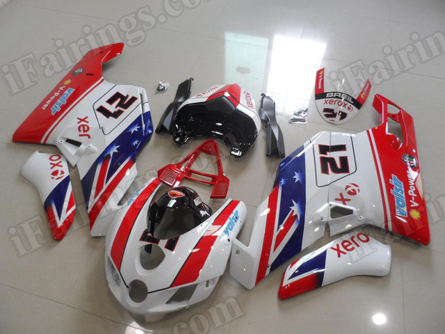2005 2006 Ducati 749/999 Bayliss limited edition replica fairings/bodywork. [fairingkits322]