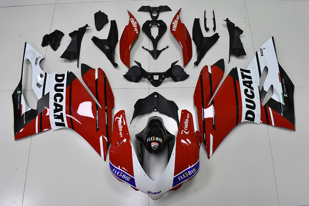 Ducati 1299 OEM Replacement Fairing Kit.